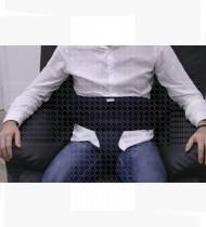 Cinto de imobilização pélvico 40 cm cadeirão Premium Line 69x19 cm