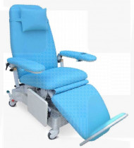 Cadeira hemodiálise série II redondo - 3 motores