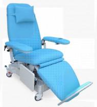 Cadeira hemodiálise série II redondo - 4 motores