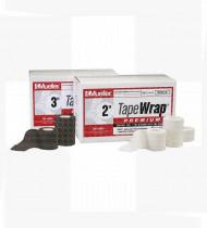 Ligadura elástica coesiva e respirável TapeWrap 5,4m x 5 cm preto cx 24