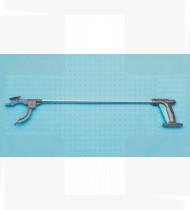 Pinça c/cabo longo p/recolha de objectos