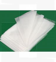 Lençol descartável TNT branco 75 x 210 saco 100