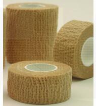 Ligadura elástica coesiva 4,5mx10cm (rasgáveis)