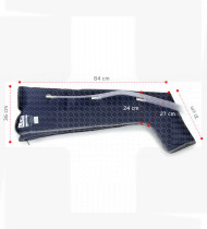 Bota longa p/aparelho de pressoterapia c/3 saídas Advance 1000