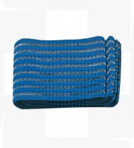 Banda p/elétrodos em tecido elástico 8x40cm