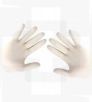 Luva cirúrgica estéril c/ pó Comfit Premium 8,5 cx50 pares