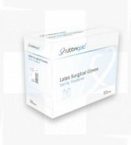 Luva cirúrgica látex rcl c/pó nº6,5 cx50