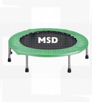 Mini trampolim - uso doméstico