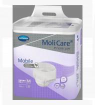 Fralda cueca ( Pants ) Molicare Premium Mobile( 10g ) saco 14 Tam.M