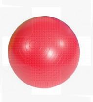 Bola de Gym Ball 55cm vermelha c/bomba p/encher