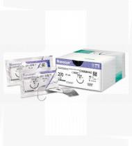 Fio de sutura Novosyn violeta  2/0 70cm DS24 cx12