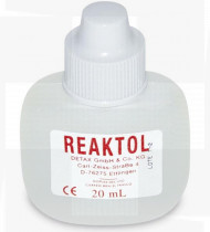 Catalisador líquido Reaktol 20mL