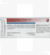 Rekin 20 - 2ml cx10 ampolas