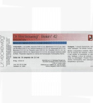 Rekin 42 - 2ml cx10 ampolas