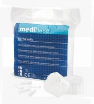 Rolos algodão nº2 10mm Medibase 300g
