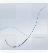Fio de sutura Silk 2/0 ag. lan 26mm cx12