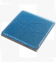 Almofada silicone viscoelástico compacto 40x40cm