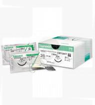 Fio de sutura Supramid® Preto 0 (3,5) 75cm DS24 cx 12