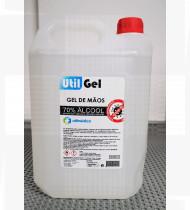 Gel Hidroalcoólico 5L