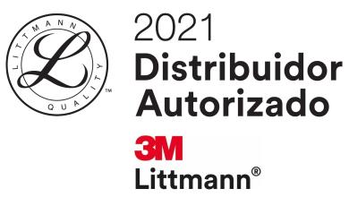 Distribuidor Autorizado 3M Littmann 2021