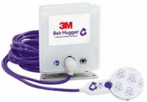 3M Bair Burgger de monitorização